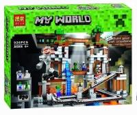 Конструктор Lego Лего Minecraft 79074 10179 Шахта 926 дет.