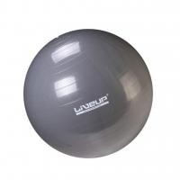 АКЦИЯ!  Мяч гимнастический liveup 75 см с насосом