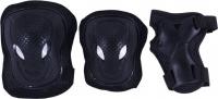 Комплект защиты RIDEX Agent, черный (L)