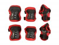 Комплект защиты RIDEX Armor, красный (L)