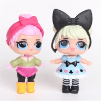 Кукла ЛОЛ LOL 3 в 1 (питомцы + кукла ЛОЛ + сестричка ЛОЛ)