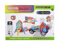 Конструктор магнитный Magical Magnet (44 деталей)
