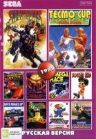 Картридж Sega (Сега) 19 в 1