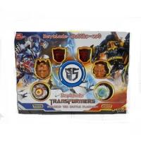 Набор волчков Beyblade Бейблэйд transformers с ареной (2 в 1)
