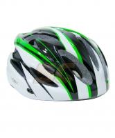 Шлем защитный RIDEX Carbon, зеленый