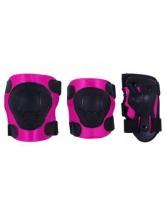 Комплект защиты RIDEX Armor, розовый (M)