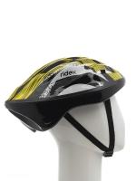 Шлем защитный RIDEX Cyclone, желтый/черный