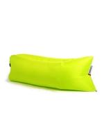 Надувной лежак Ламзак лимонный