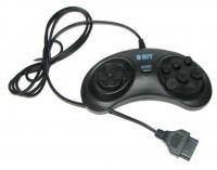 Джойстик Dendy Controller (форма Sega) 15р широкий разъем