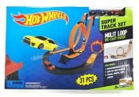 Хот вилс трек с 2 машинами 8825 Hot wheels