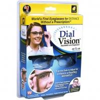 Очки c регулировкой линз Диал-Вижен Dial vision