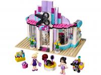 Конструктор Lego Лего BELA 10539 LELE 79162 Парикмахерская Хартлейк, 341 дет