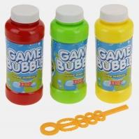Мыльные пузыри в бутылке 450 мл
