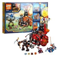 АКЦИЯ! Конструктор LEGO (Лего) Nexo Knights 14005 Джестро-мобиль 670 дет.