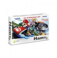 Игровая приставка к ТВ Hamy 2 NEW (100 игр)