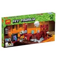Конструктор Лего Lego LELE 79147 10393 Подземная крепость