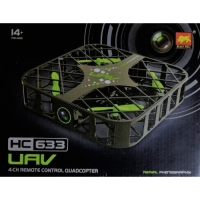 АКЦИЯ! Квадрокоптер UAV HC633 с камерой по wi-fi