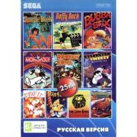 Картридж Sega (Сега) 25 в 1