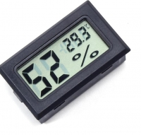 Цифровой термометр - -гигрометр без датчика