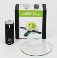АКЦИЯ! Кухонные складные весы Compact Scale (Компакт Скейл)