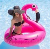 "Надувной круг ""Фламинго"" (диаметр 120 см)"