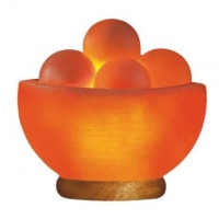 АКЦИЯ! Солевая лампа Ваза с шарами 4-5 кг