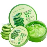 Увлажняющий гель для лица и тела с натуральным соком алоя BioAqua Aloe Vera 92%, 220 гр