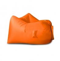 Надувное кресло-лежак Ламзак с карманами LAMZAC Россия оранжевый