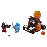 АКЦИЯ! Конструктор Лего (QS08) Нексо Найтс 70311 313 дет