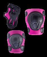 Комплект защиты RIDEX Armor, розовый (L)