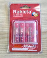 Аккумулятор Rakieta NI-MH AA 3000 mAh