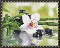 Алмазная мозаика 40х50 Японский натюрморт