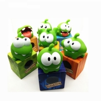 Ам Ням из игры CUT THE ROPE в коробке