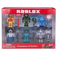 Игровой набор Roblox роботы 6 фигурок