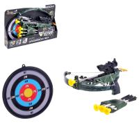 Арбалет Спорт со стрелами с присосками