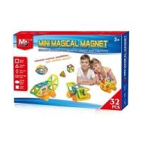Конструктор магнитный Magical Magnet (32 деталей) (мини)
