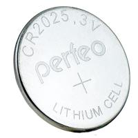 Батарейка PERFEO Литий CR2025