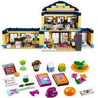Конструктор Лего Lego Bela 10166 Школа Хартлейк Сити, 489 дет
