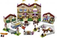 Конструктор Лего Lego Bela 10170 Friends Школа верховой езды, 1112 дет