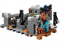 Конструктор Lego minecraft (Лего Майнкрафт) 10470 79281 Портал в край 577 дет.