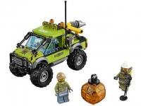 Конструктор Лего Lego Bela 10638 City Грузовик исследователей вулканов, 185 дет