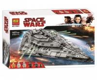 Конструктор Лего BELA 10901 Звёздный разрушитель Первого Ордена, 1457 дет