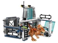 Конструктор Лего Bela 10922 Парк юрского периода Побег стигимолоха из лаборатории, 234 дет