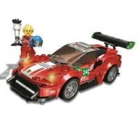 Конструктор Лего Ferrari 488 GT3 Scuderia Corsa 10943 Speeds Champion, 185 дет