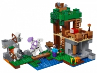 Конструктор Лего Нападение армии скелетов My world 10989, 463 дет