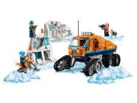 Конструктор Лего Lego cities Bela 10995 Грузовик ледовой разведки, 339 дет