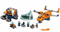 Конструктор Лего Lego Bela 10996 Арктический грузовой самолёт, 731 дет