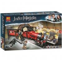 АКЦИЯ! Конструктор Лего Lego Harry Potter Bela 11006 Хогвартс-экспресс, 832 дет