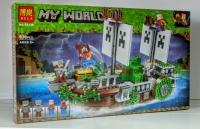 АКЦИЯ! Конструктор ЛЕГО LEGO BELA 11139 Сражение на корабле