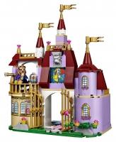 Конструктор Лего Заколдованный замок Белль Princess 10565